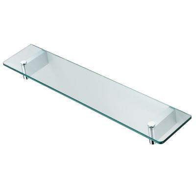60cm Glass shelf