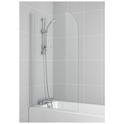 Radius Bath Screen