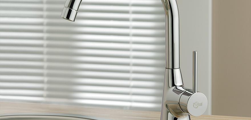 Doccette e miscelatori per lavello cucina | Ideal Standard