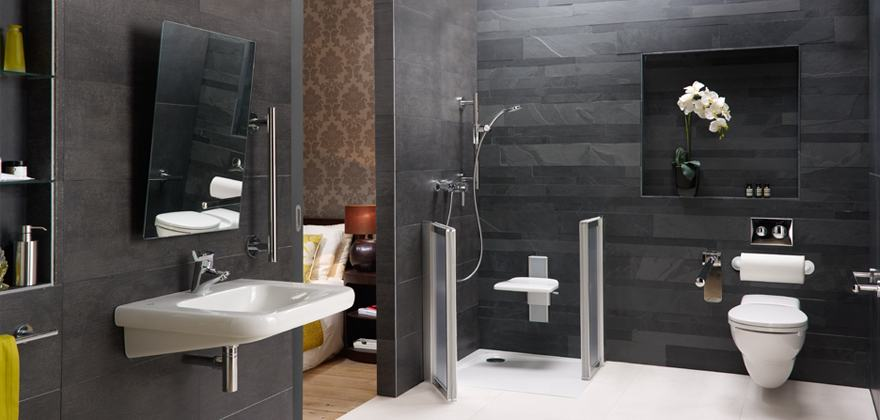 collezione contour 21 ideal standard. Black Bedroom Furniture Sets. Home Design Ideas