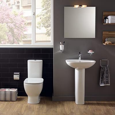Curves bathroom ranges curves bathroom design ideal for Tesi design ideal standard