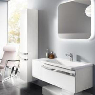 meubles sous lavabo ideal standard. Black Bedroom Furniture Sets. Home Design Ideas