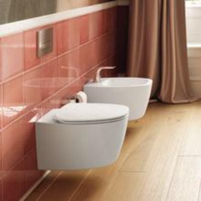 Toalety WC i bidety