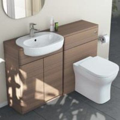 Bathroom Worktops Counters Ideal Standard - Bathroom vanity unit worktops for bathroom decor ideas