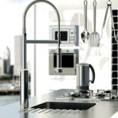 doccette e miscelatori per lavello cucina | ideal standard - Rubinetti Per Lavello Cucina