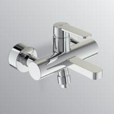 Gruppo vasca da bagno casamia idea di immagine - Rubinetti bagno ideal standard ...
