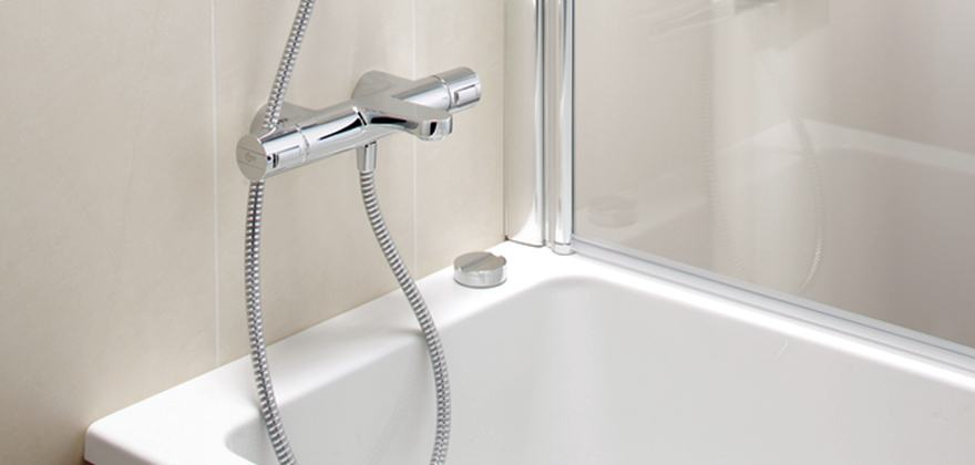 shower mixers explained