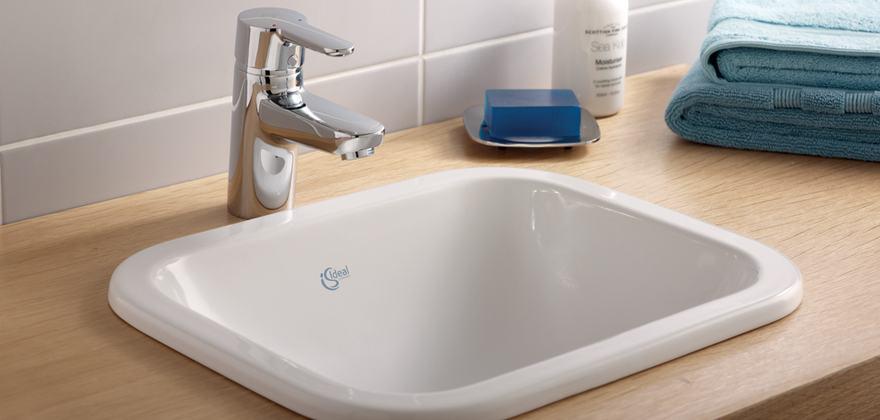 Lavandini bagno e lavabi ideal standard - Lavandini da incasso bagno ...