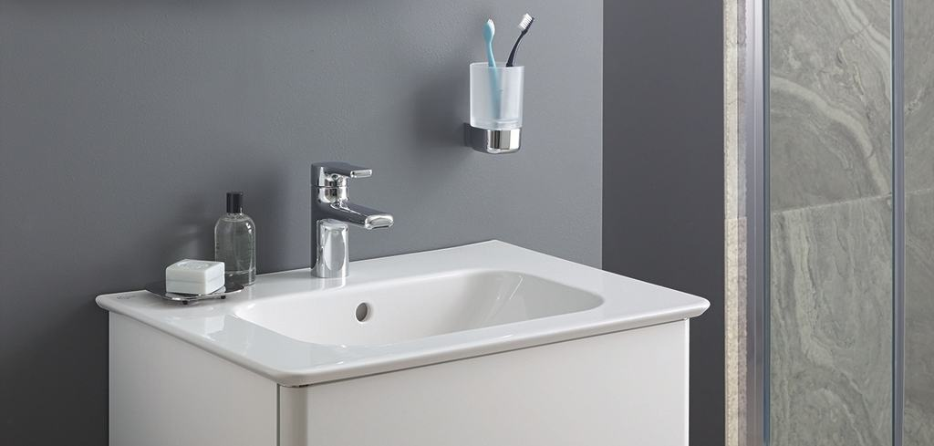 Washbasin types explained. Bathroom Basins   Ideal Standard