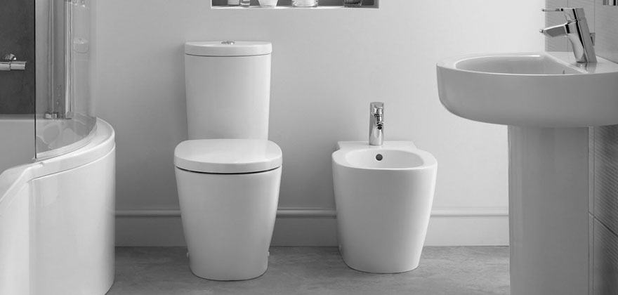 Wc Con Scarico Piccolo.Water Wc Ideal Standard