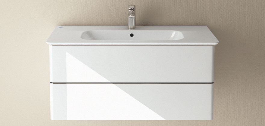 Meubles lavabo ideal standard for Declaration meuble