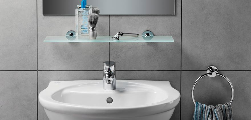 Bathroom accessories ideal standard for Bathroom accessories images