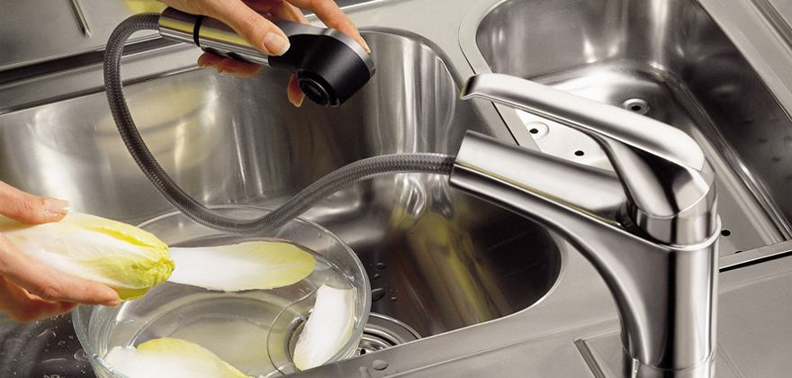 doccette e miscelatori per lavello cucina | ideal standard - Miscelatori Cucina Prezzi