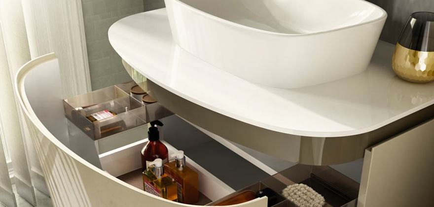 arredo bagno, mobili e specchi per il bagno | ideal standard - Arredo Bagno Misure