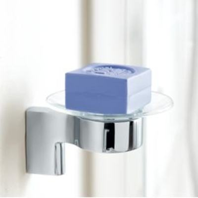 Soap dishes & lotion dispensers