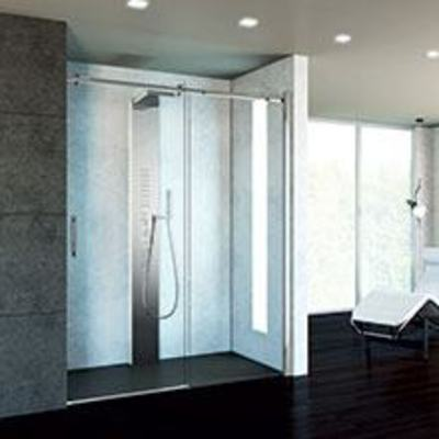 Wetrooms & enclosure components