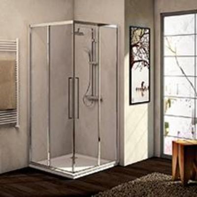 Complete shower enclosures