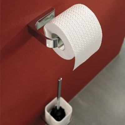 Toilet roll & brush/holders